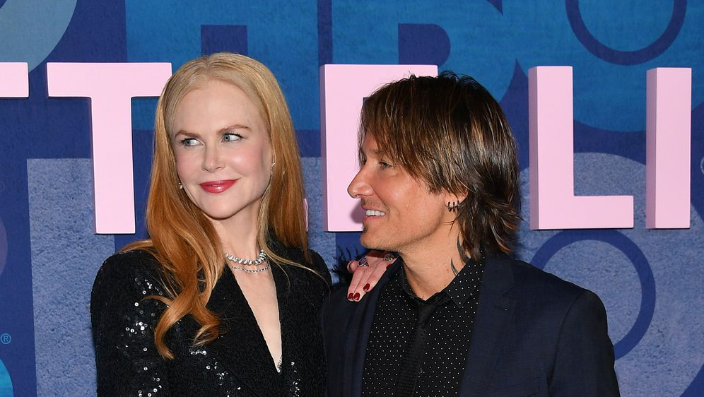 Nicole Kidman i Keith Urban (Foto: Getty Images)