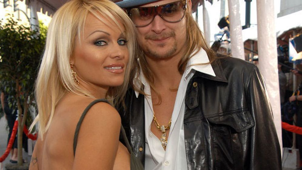 Pamela Anderson i Kid Rock (Foto: Instagram)