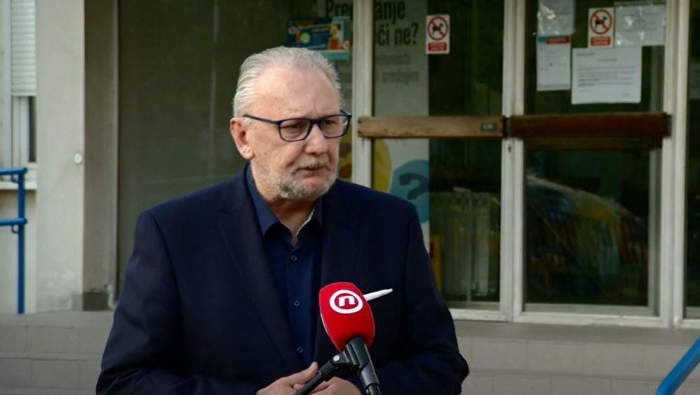 Davor Božinović i Martina Bolšec Oblak - 2