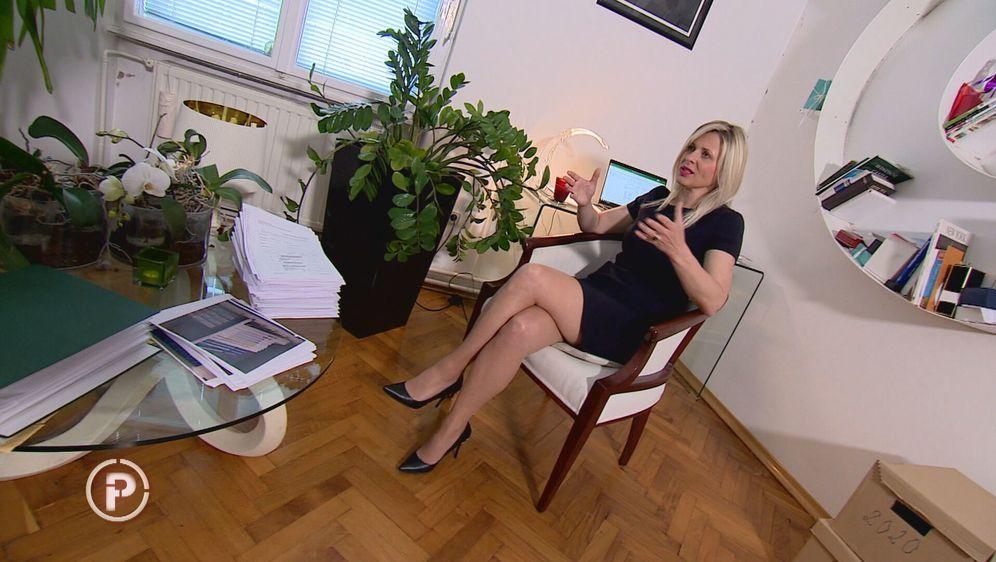 Dijana Zadravec, predstojnica Kliničkog zavoda da dijagnostičku i intervencijsku radiologiju - 1
