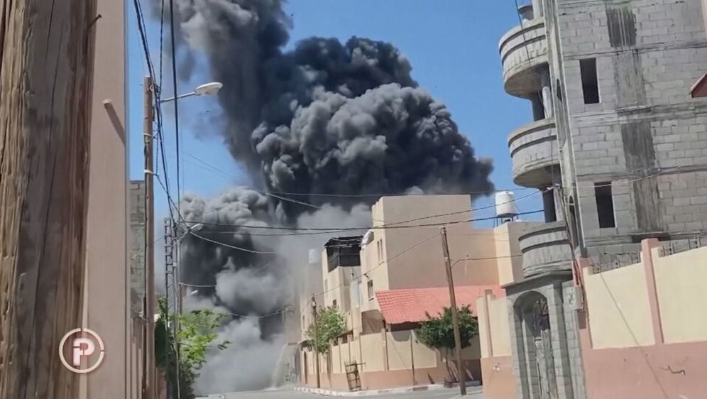 Bombardiranje na Bliskom istoku - 1