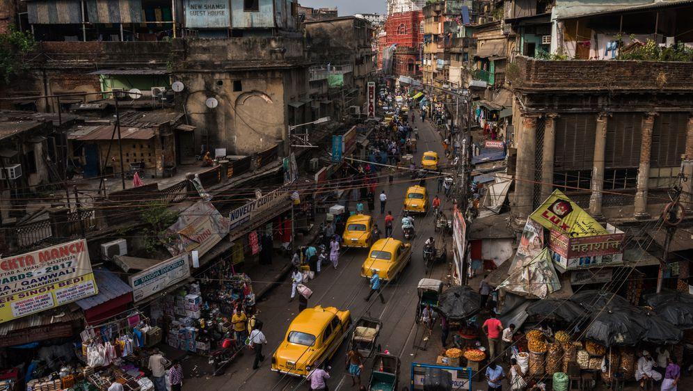 Ulica u Indiji (Foto: AFP)