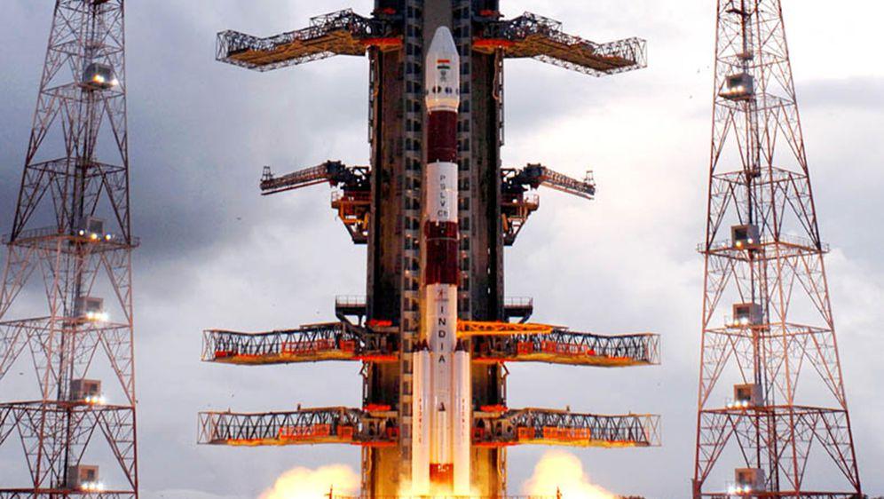 Lansiranje rakete PSLV-C11 2008. godine (Foto: AFP)