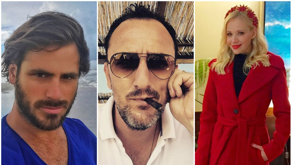 Stjepan Hauser, Sergej Ćetković, Jelena Rozga (FOTO: Instagram)