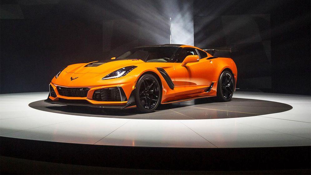 Corvette ZR1 - američka ljubimica dobila je krila i monstruozno srce - 5