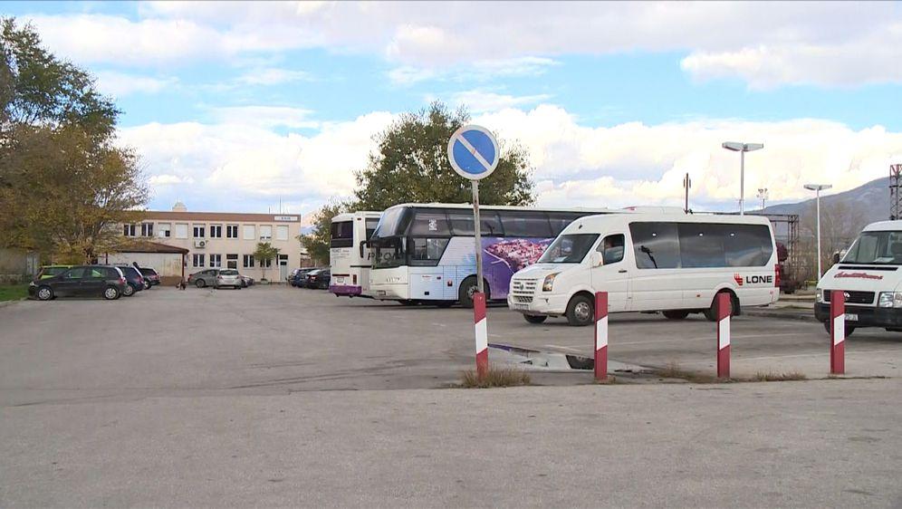 Vaš glas: Autobusni kolodvor u Kninu (Foto: Dnevnik.hr) - 1