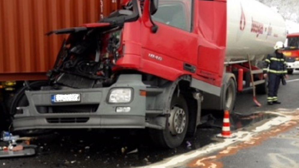 Stravičan prizor na mjestu nesreće (Foto: HAC-ONC)