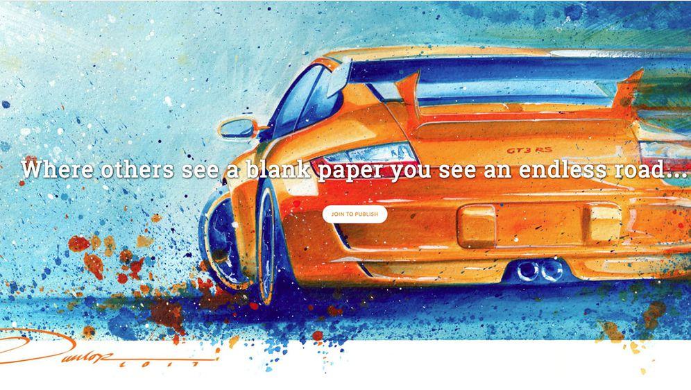 Inovativne ideje iz Hrvatske - društvena mreža za automobilske umjetnike