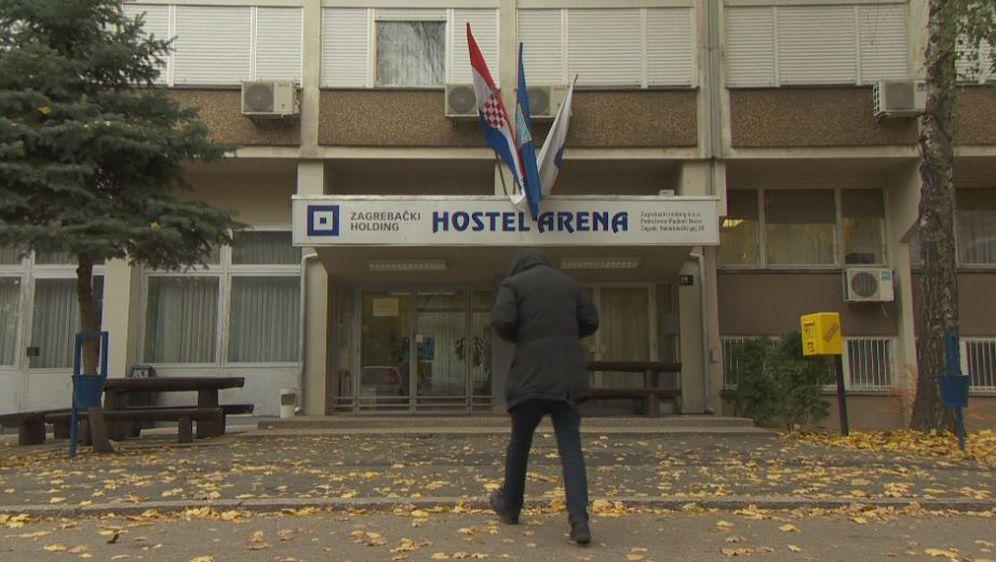 Hostel Arena (Foto: Dnevnik.hr)