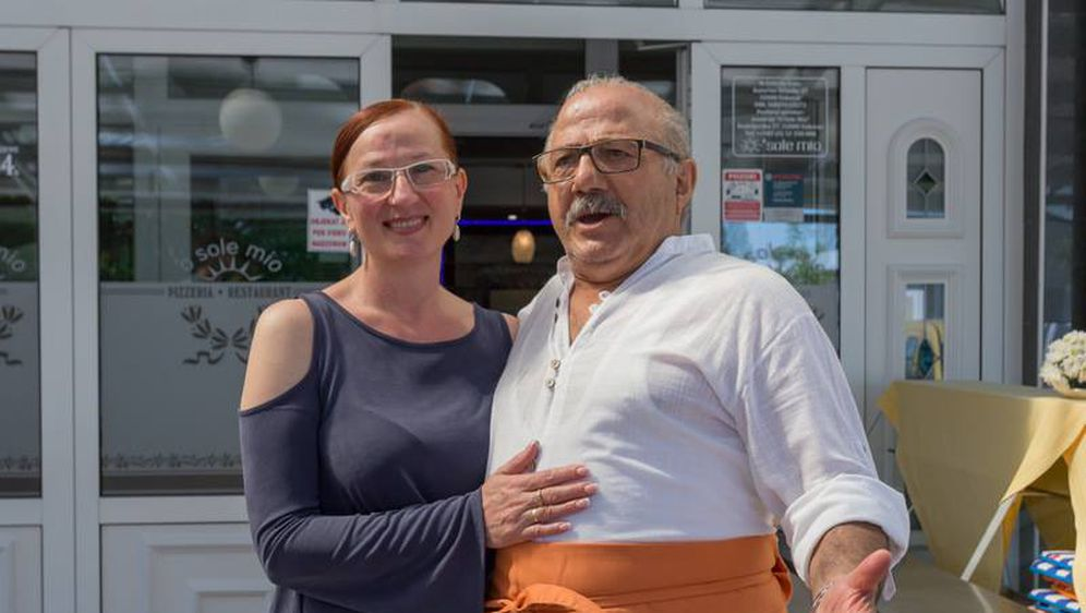 Mirjana i suprug u Vukovaru su otvorili restoran (Foto: Grad Vukovar)