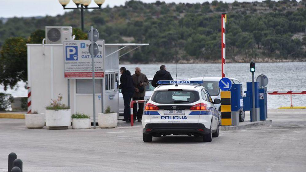 Neobičan slučaj u Šibeniku (Foto: Šibenik.in))