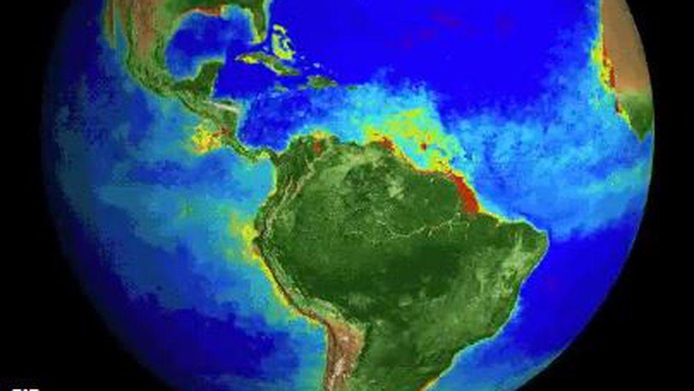Promjene Zemlje iz svemira (Screenshots: NASA)