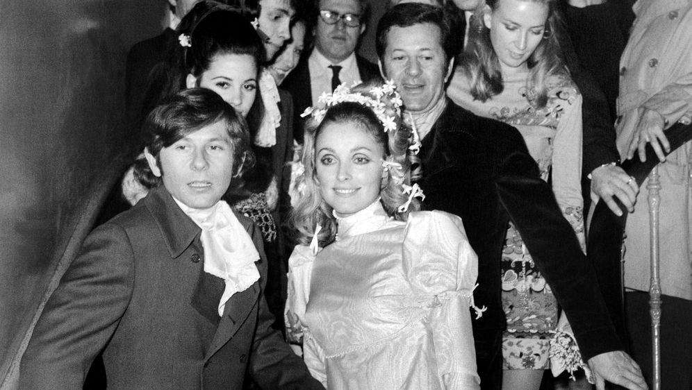 Roman Polanski i Sharon Tate snimljeni nakon vjenčanja 1968 (Foto: AFP)