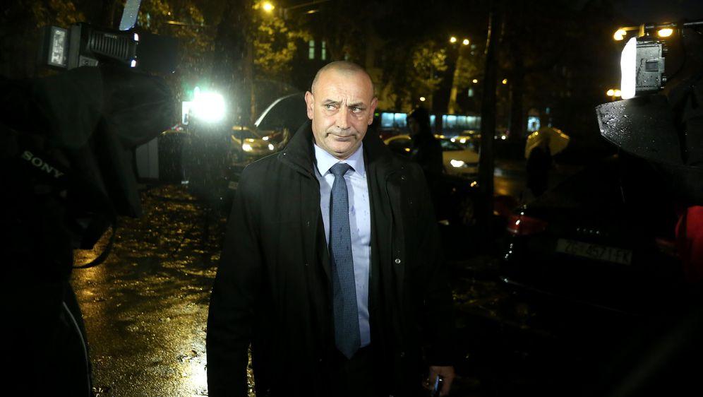 Tomo Medved, ministar branitelja (Foto: Sanjin Strukic/PIXSELL)