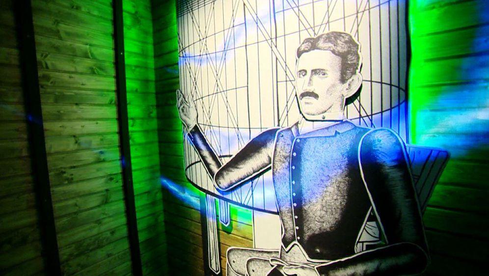 Otvorena izložba 'Nikola Tesla - A Mind from the Future (Foto: Dnevnik.hr) - 4