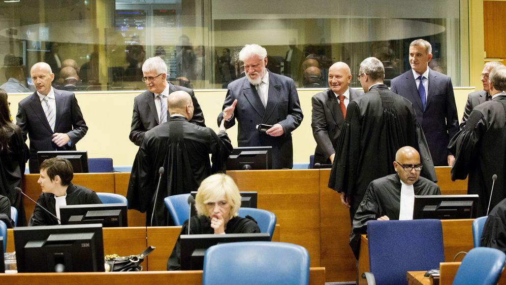 Haški sud u srijedu će objaviti pravomoćnu presudu u slučaju šestorice bosanskohercegovačkih Hrvata (Foto: AFP)