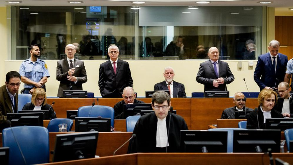 Suđenje bh šestorci (Foto: AFP)
