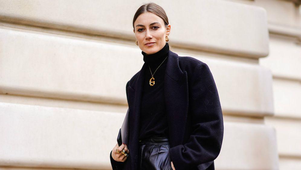 Crni kaput nikada ne izlazi iz mode