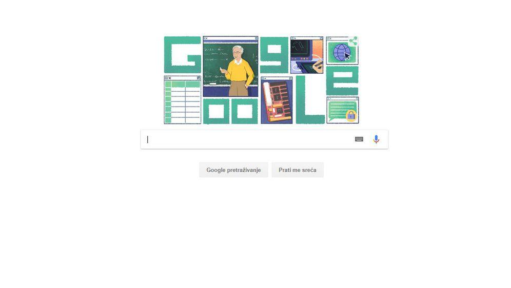 Google Doodle (Screenshot: Google)