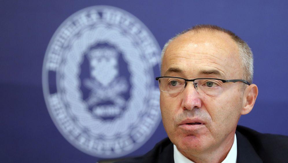 Ministar obrane Damir Krstičević (Foto: Goran Stanzl/PIXSELL)