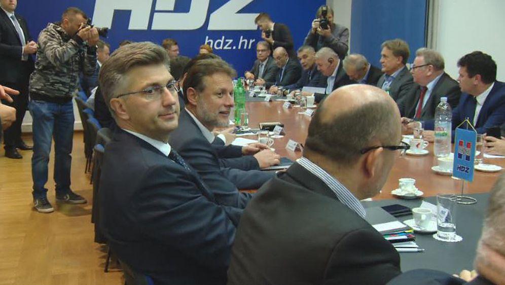 Hrvatska demokratska zajednica (Foto: Dnevnik.hr)