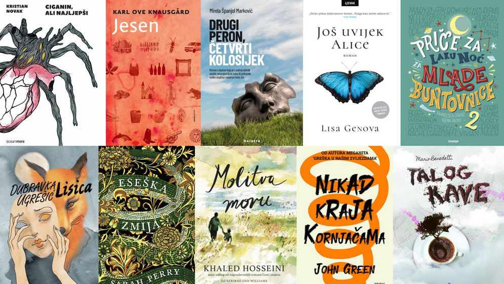 Interliber nudi bogat izbor domaćih i stranih autora