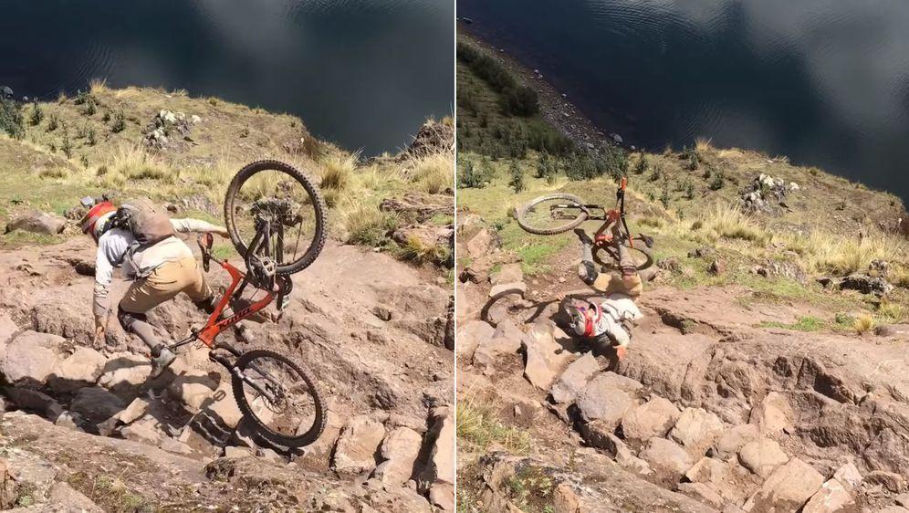 Biciklist (Foto: Screenshot/YouTube)