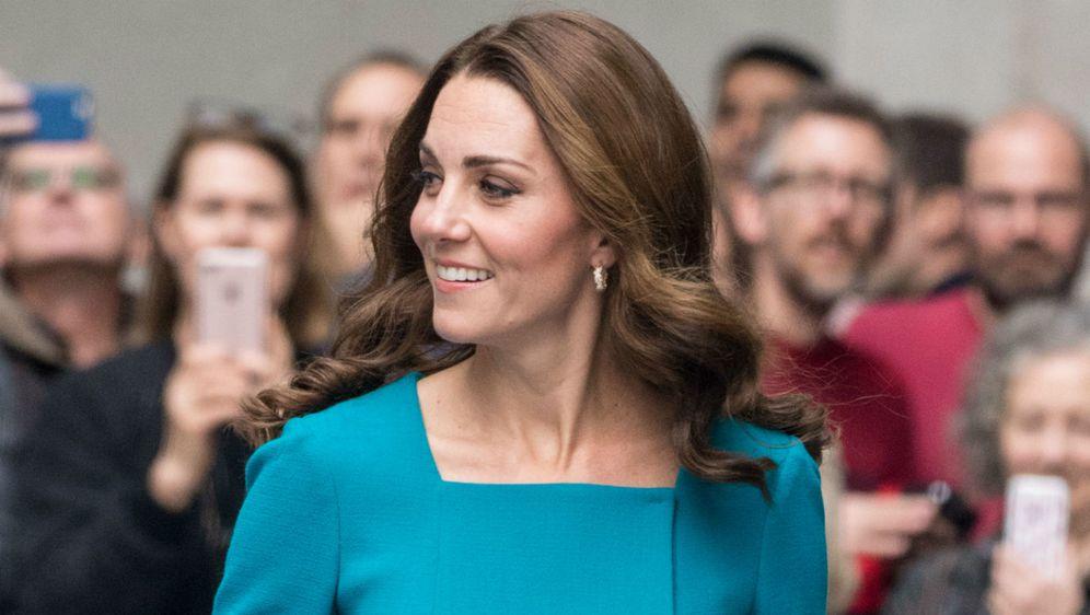 Catherine Middleton u haljini dizajnerice Emilije Wickstead koju nosi već pet godina