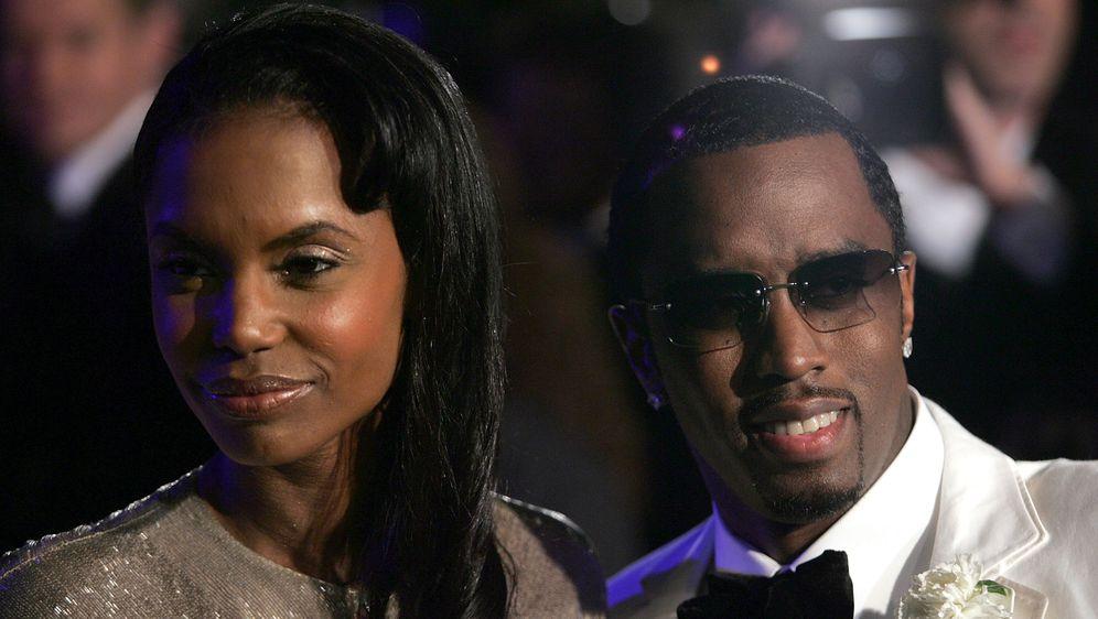 Kim Porter i Diddy (Foto: AFP)