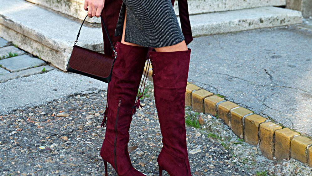 Visoke čizme dobrodošle su u svakoj ženskoj garderobi