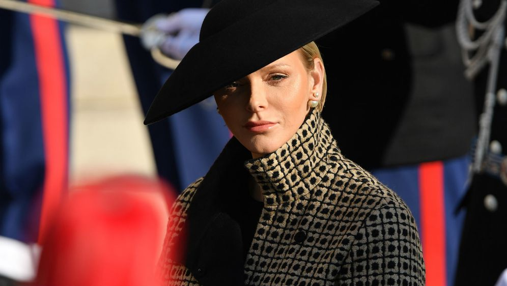 Elegantan šešir princeze Charlene