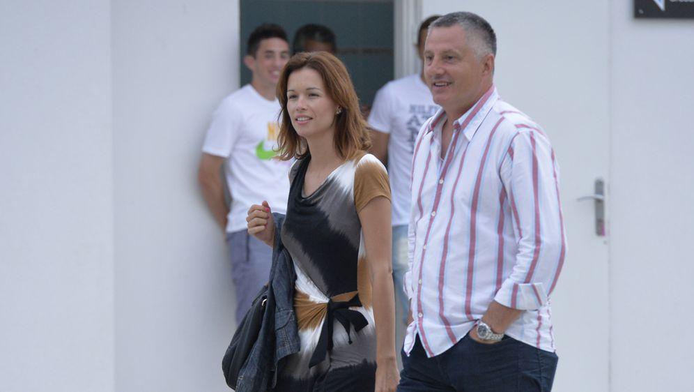 Tihana Zrnić i Tomislav Ivković (Foto: Marko Lukunic/PIXSELL)