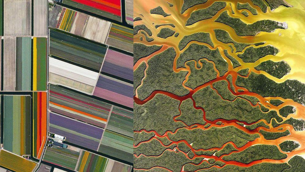 Satelitske snimke (Foto: Instagram/dailyoverview)