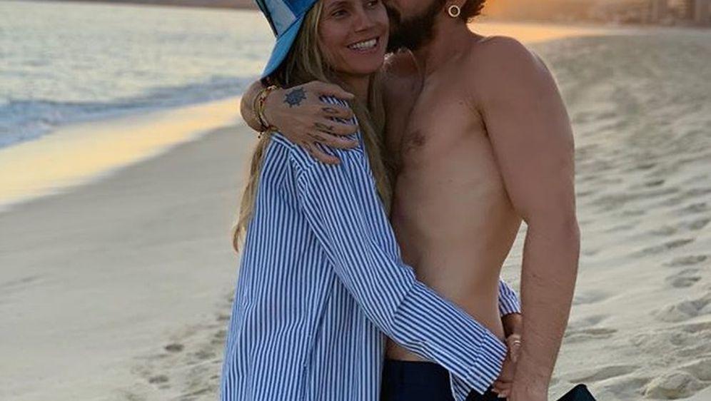 Heidi Klum i Tom Kaulitz (Foto: Instagram)