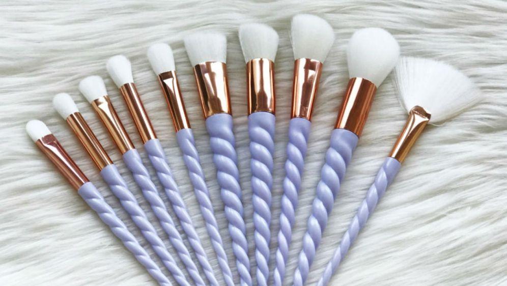 Jednorog kistovi za nanošenje make-upa