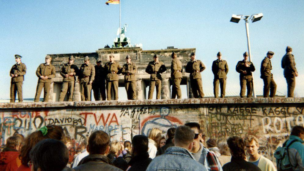 Berlinski zid (Foto: AFP) - 1