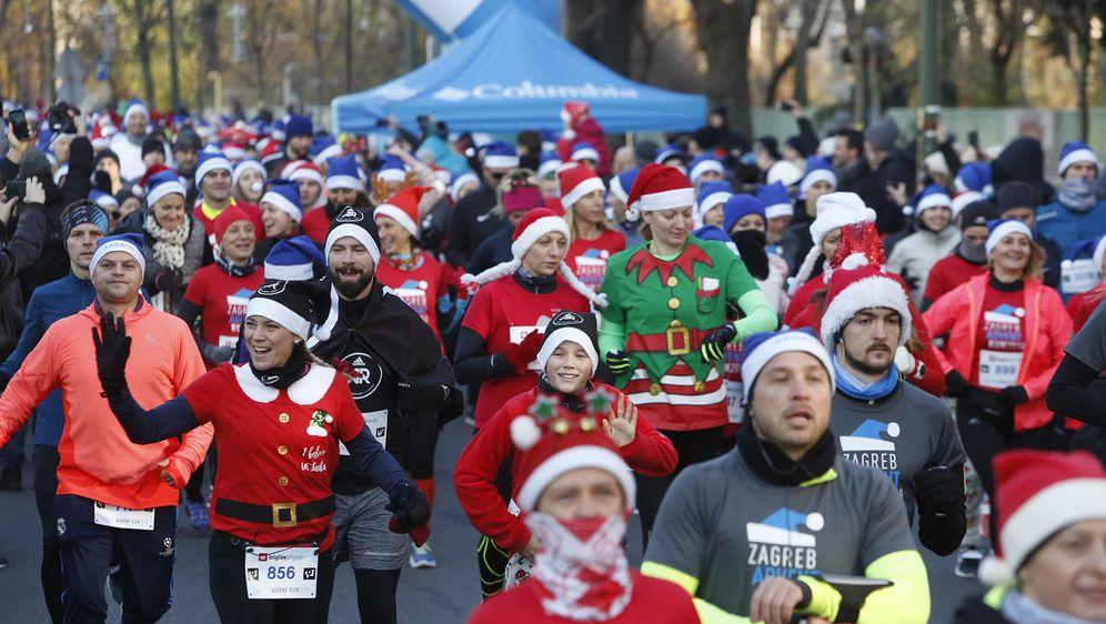 Zagreb Advent Run (Foto: Dnevnik.hr)
