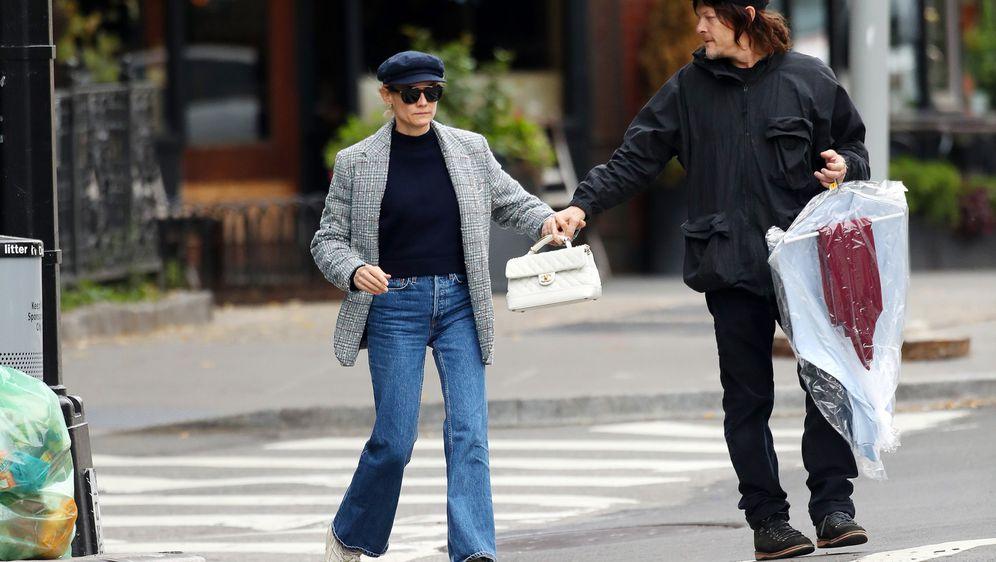 Diane Kruger i Norman Reedus (Foto: Profimedia)