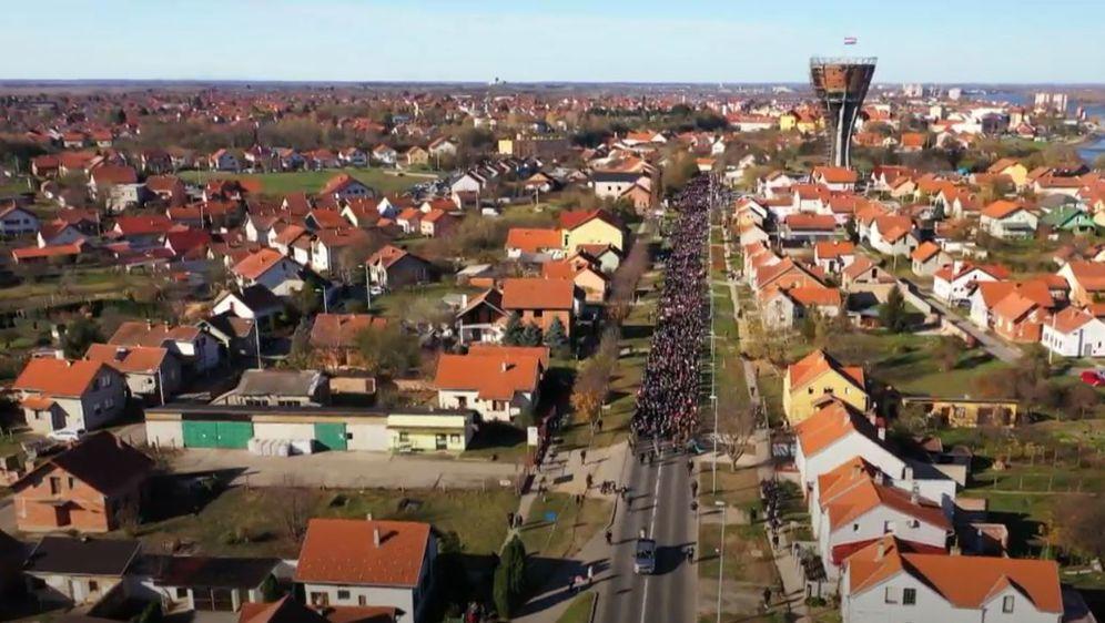 Obljetnica u Vukovaru pod novim mjerama - 1