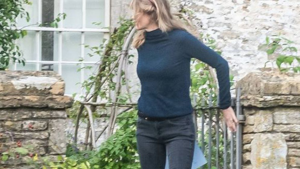 Catherine FitzGerald i Dominic West - 2