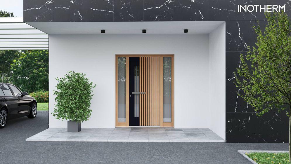 Inotherm - aluminijska vrata 1
