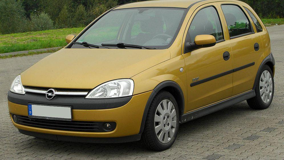 Opel Corsa (Foto: Wikipedia)