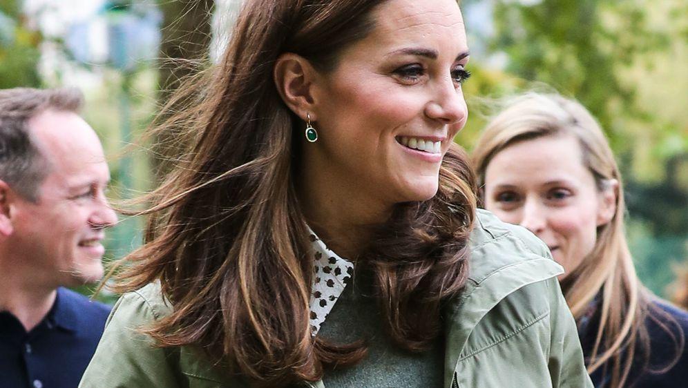 Catherine Middleton na prvoj službenoj dužnosti nakon rođenja princa Louisa - 1