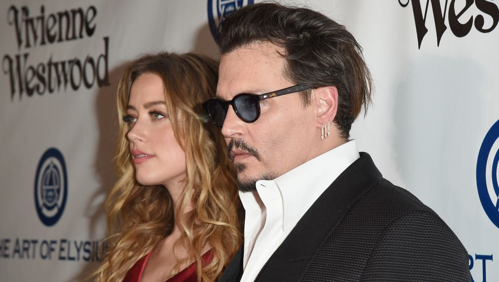 Johnny Depp i Amber Heard (Foto: Getty Images)