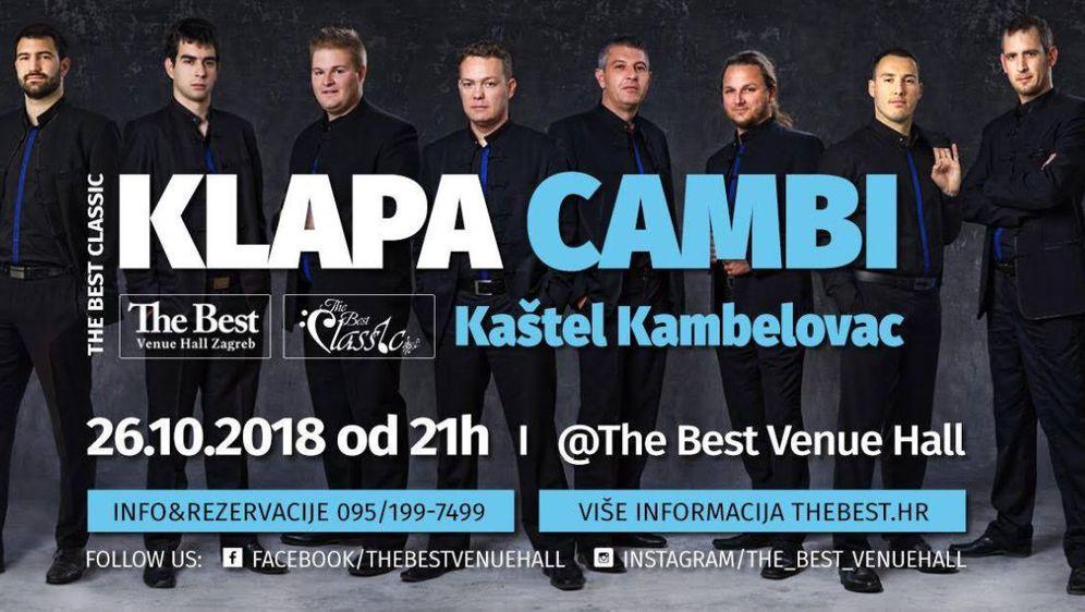 Klapa Cambi (Foto: PR)