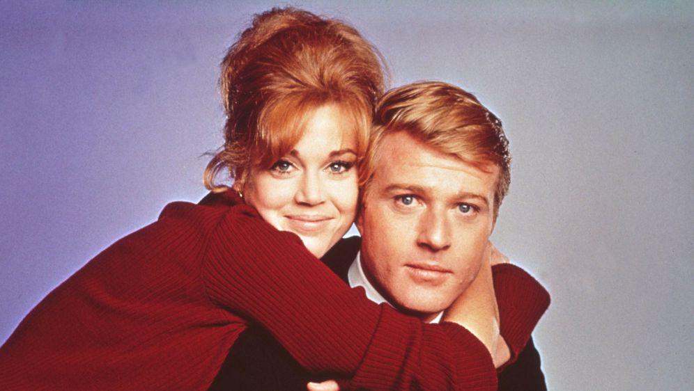 Jane Fonda i Robert Redford
