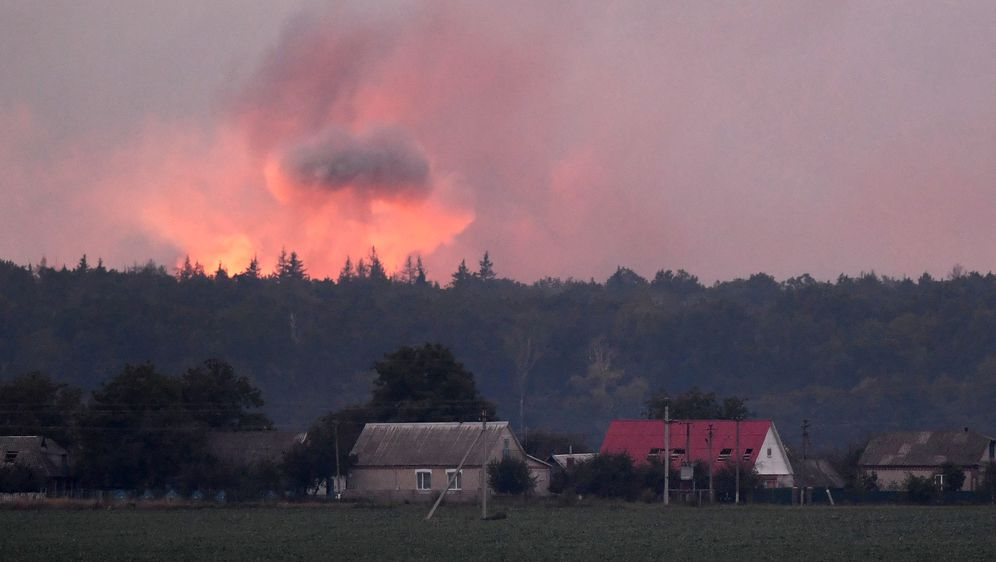 Eksplozija, ilustracija (Foto: AFP)