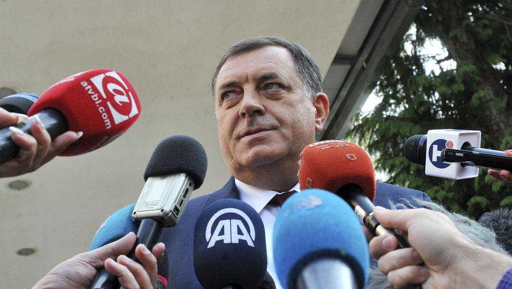 Milorad Dodik (Foto: AFP)