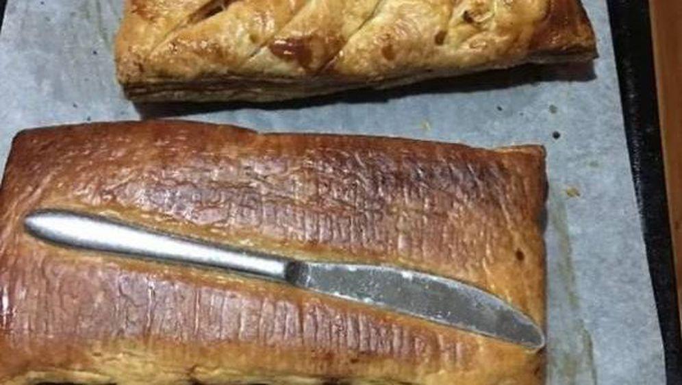 Problemi u kuhinji (Foto: izismile.com)