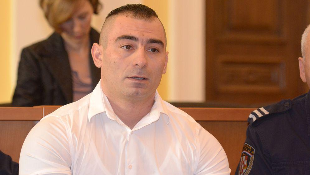 Darko Kovačević u sudnici (Foto: Dino Stanin/PIXSELL)